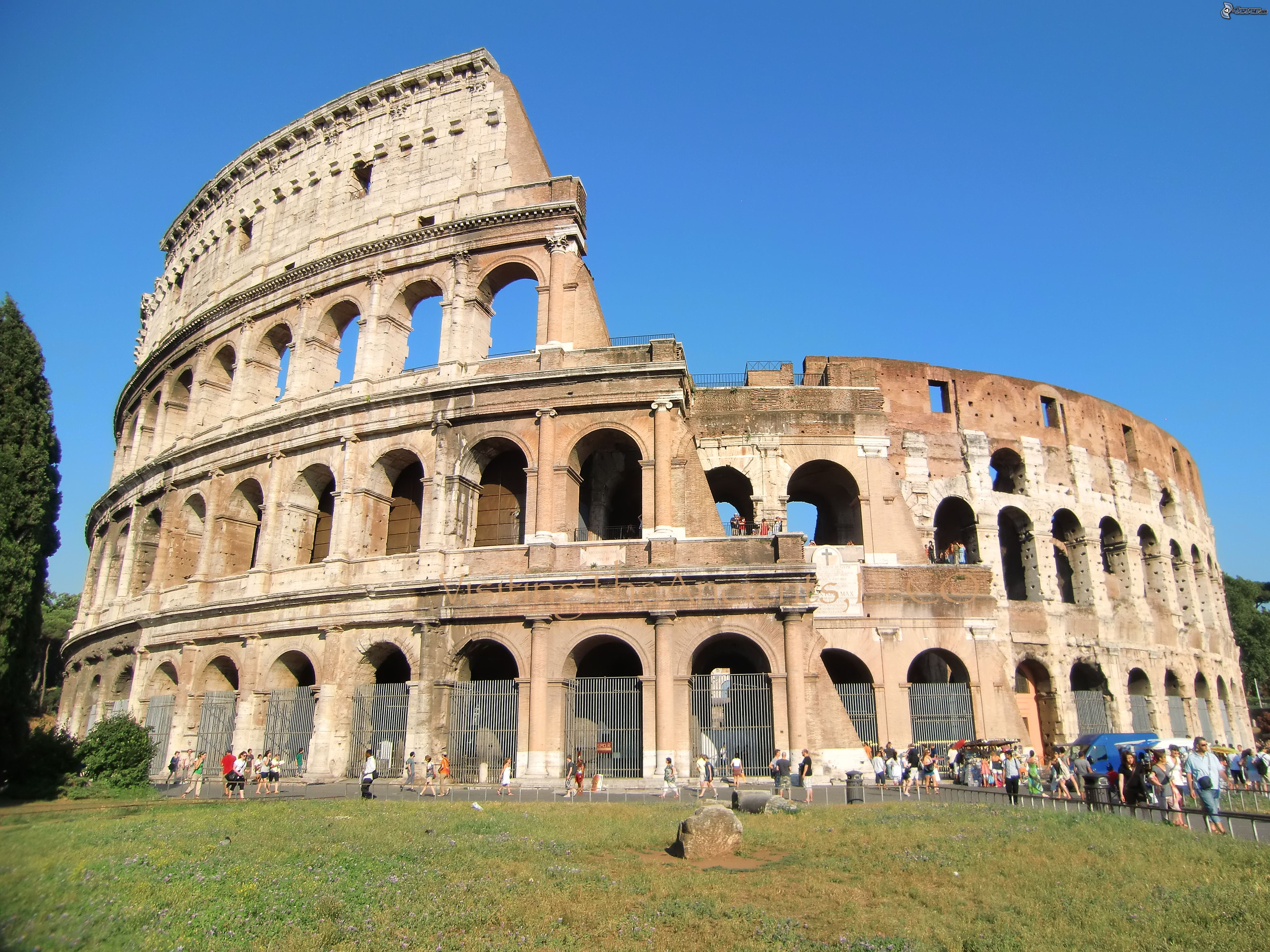 Famous Building From The Roman Empire